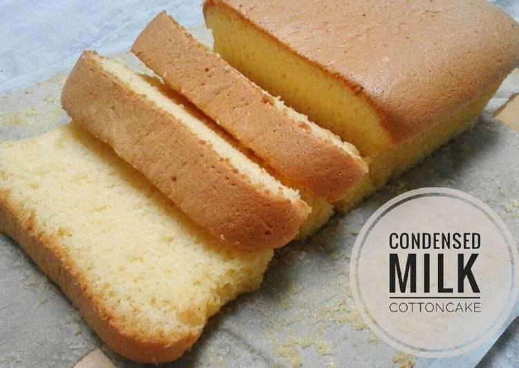 Condensed Milk Cottoncake smooth n silky