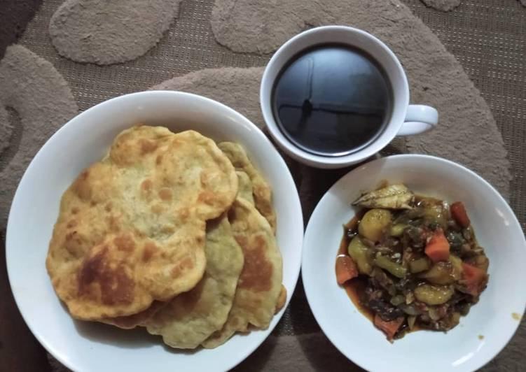 Recipe: Perfect Pateera and potatoes stew
