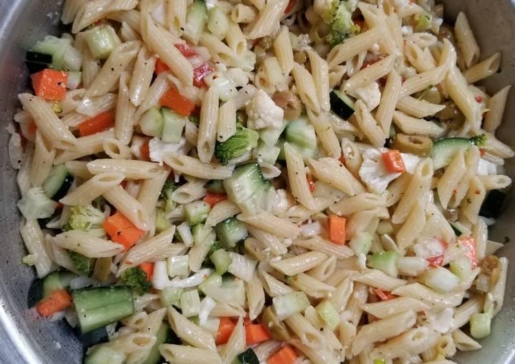 Anytime Pasta Salad