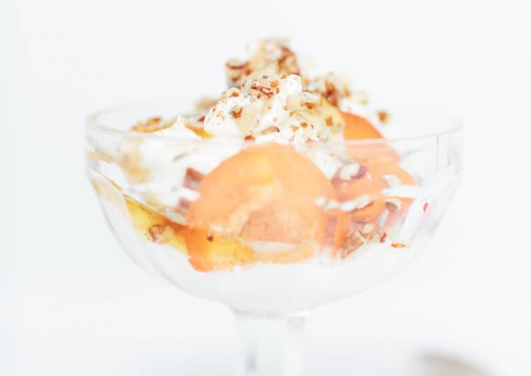 Vi's Apricot Dessert