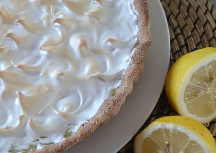 La Meilleur Recette De Tarte aux citrons healthy