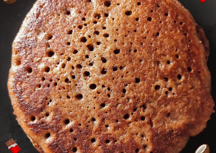 Pancake choco-coco