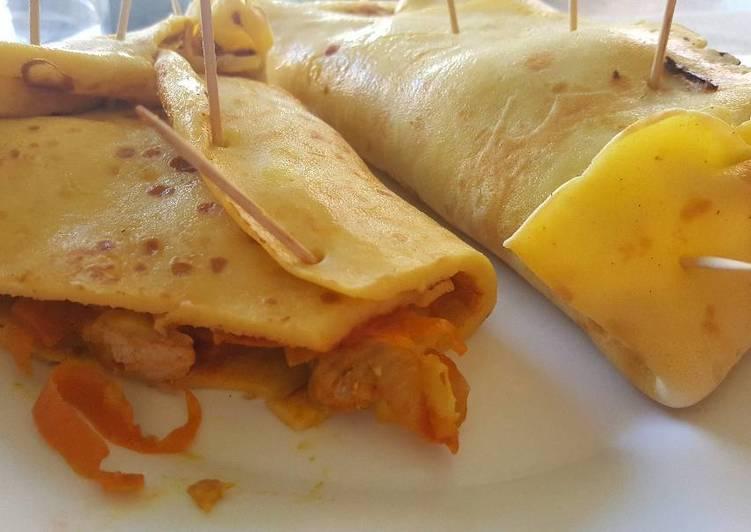 """How to Cook Tasty """"Burritos"""" de carne y verduras"""