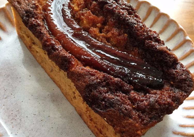 How to Make Tasty Caramelized Banana Bread