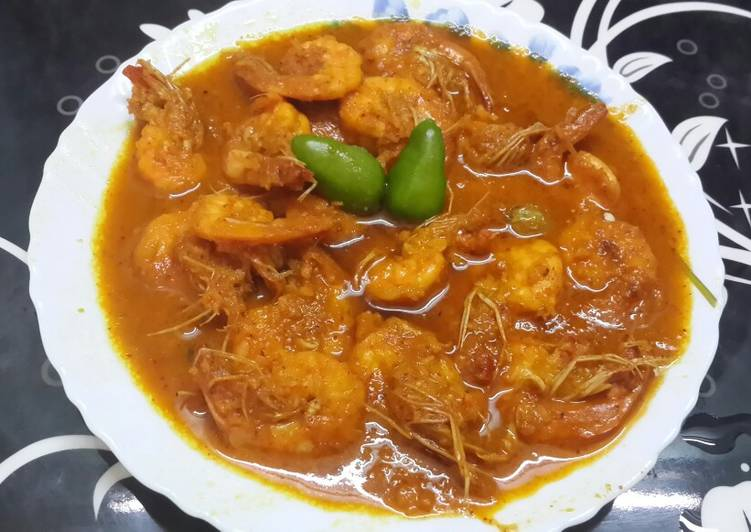 Prawn Malai Curry Choosing Fast Food That's Fine For You
