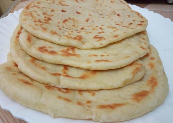 Mkate WA Tandoori(Naan Bread)