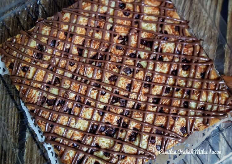 Blondie (Brownies White Chocolate)