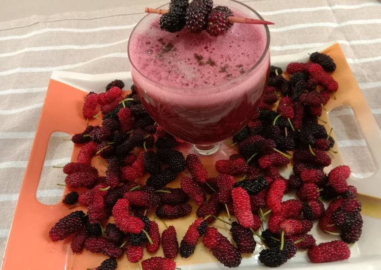Easiest Way to Make Most Popular Mulberry cooler
