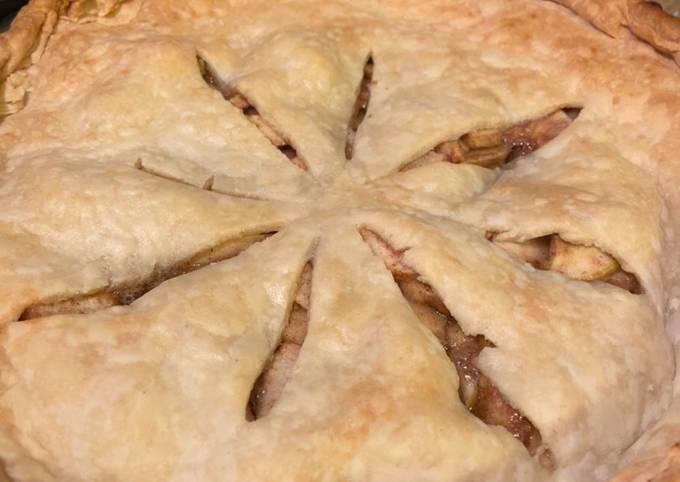 Cindy's Flakey Pie Crust