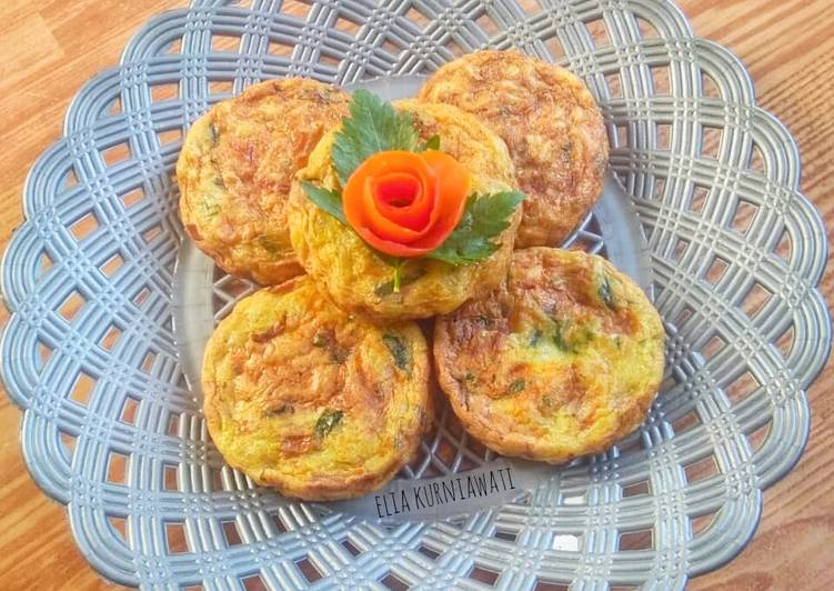 Omelete Mie Sayur