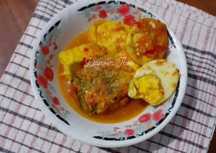 Bali BANTET (Bandeng Telur Tahu)