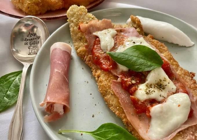 Escalope à la bolognaise à l'italienne 🇮🇹