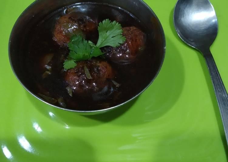 How to Prepare Favorite Gravy Manchurian