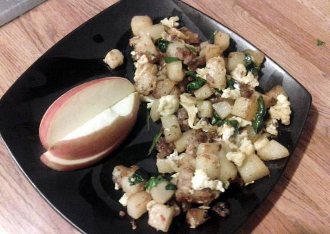 Breakfast Potatoes..... eeem :-D