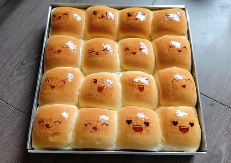 Roti Tawar Sokupan metode yudane