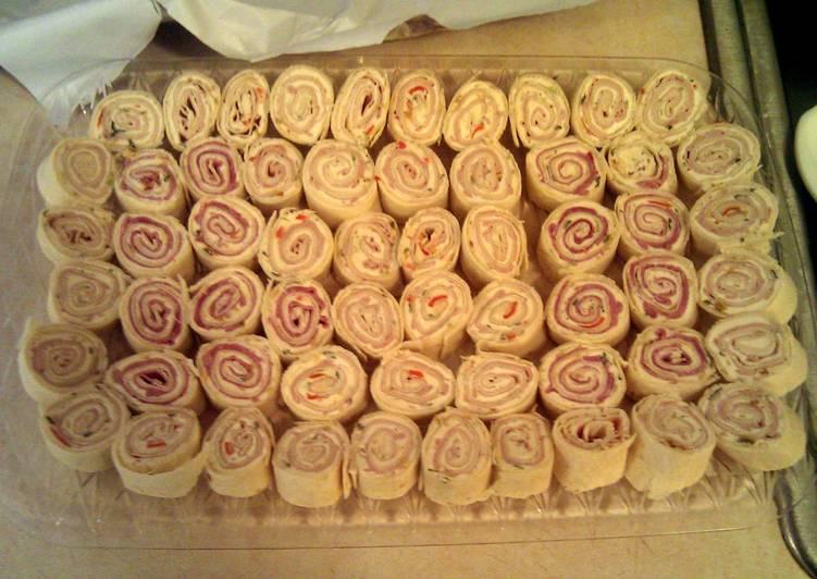 Easiest Way to Prepare Quick pinwheels