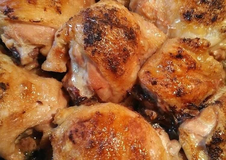 Lemon Maple Chicken
