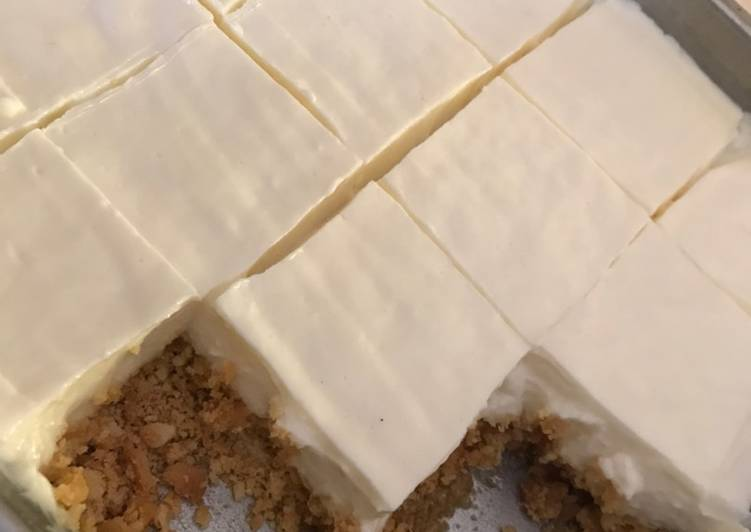 Going Green for Good Health By Consuming Superfoods, Three ingredient cheesecake
