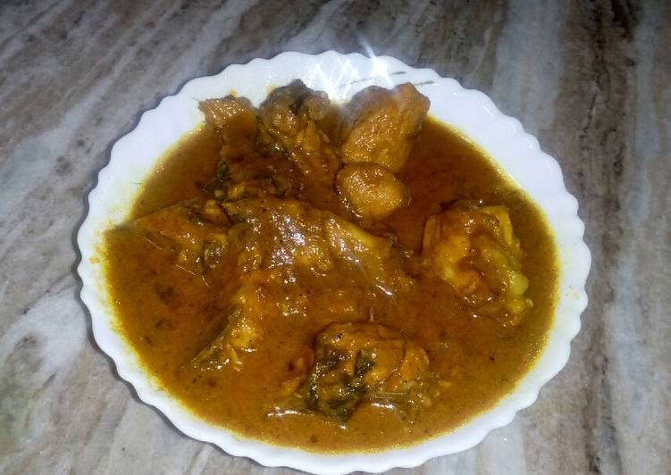 Chicken Hyederabadi Curry