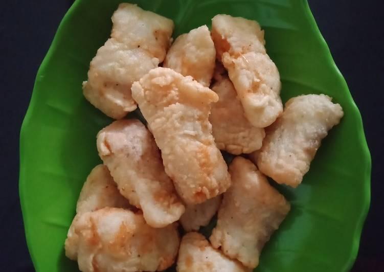 Ikan Dori Goreng Cranchi...👍