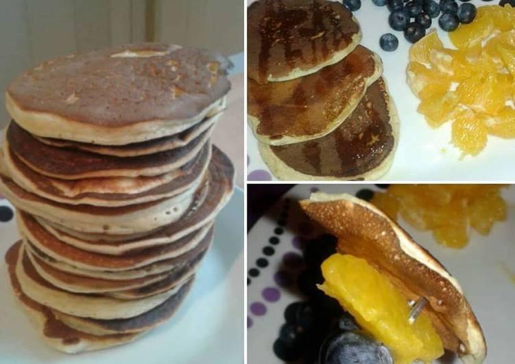 Le moyen le plus simple de Cuire Délicieux Mini Pancake