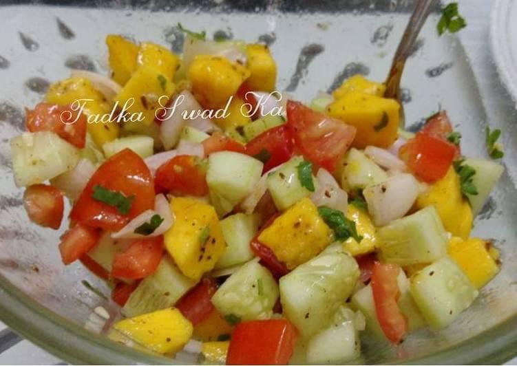 Recipe of Speedy Mango salsa