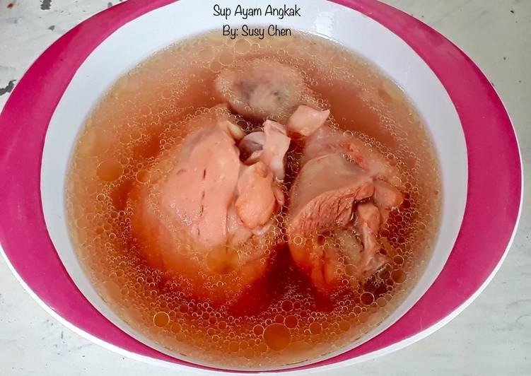 Sup Ayam Angkak