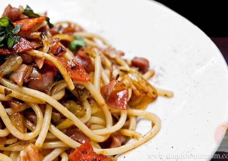Recipe: Delicious Fasta Pasta