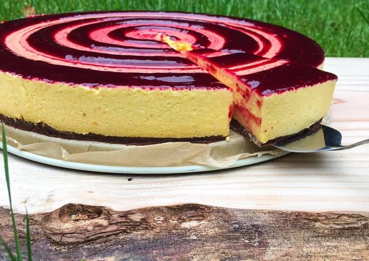 Kürbis-Zimt-Cheesecake (No Bake)