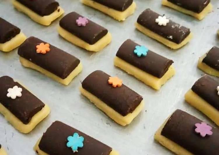 Cookies Coklat Stik