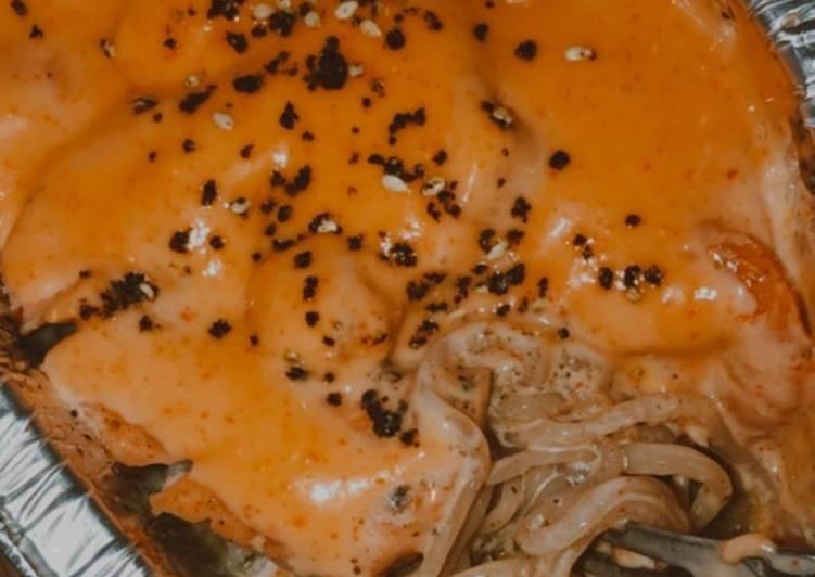 Resep Salmon And Prawn Shirataki Mentai Anti Gagal Resep Dapur Mama