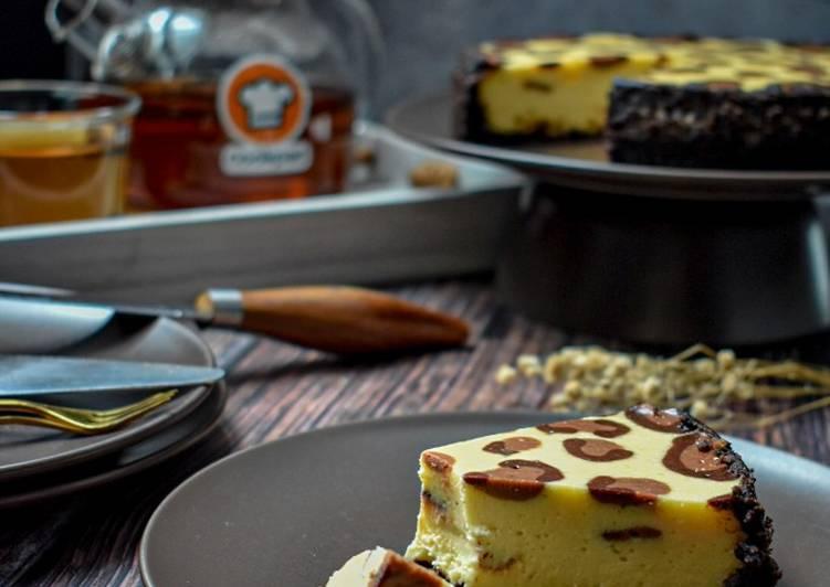 Leopard Cheesecake