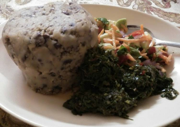 Step-by-Step Guide to Prepare Speedy Mashed njahi