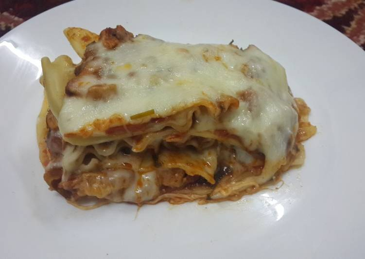 Chicken Lasagne
