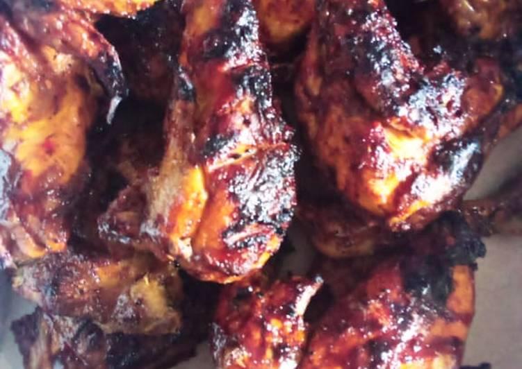 Ayam bakar pedas manis 🐔