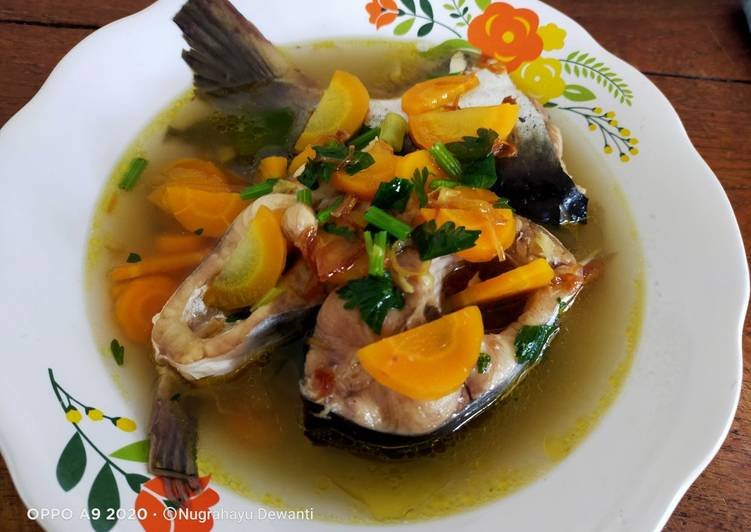 Sup Ikan Patin