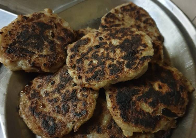 Recipe: Perfect Plantain fritters