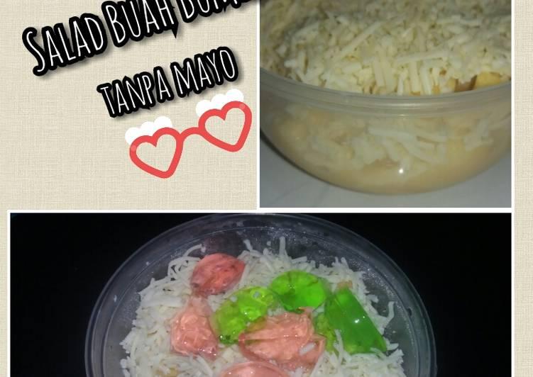 "Salad Buah Tanpa Mayo ""untuk Ibu Hamil"" - cookandrecipe.com"