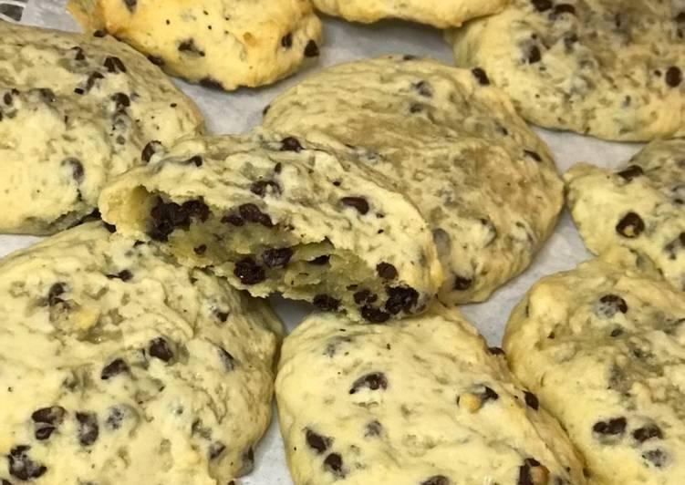 Recette Parfait Cookies veggie 🌱