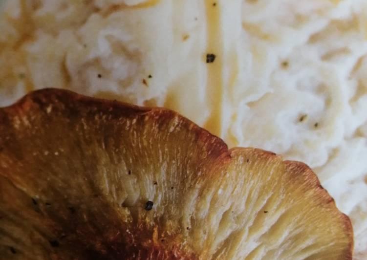 Saint-Marcellin, Chips de Pleurotes