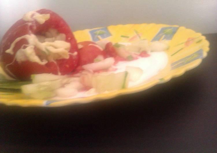 Recipe of Super Quick Homemade Tomato top