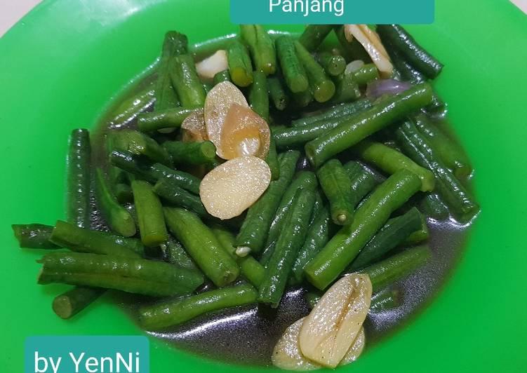 Tumis Kacang Panjang