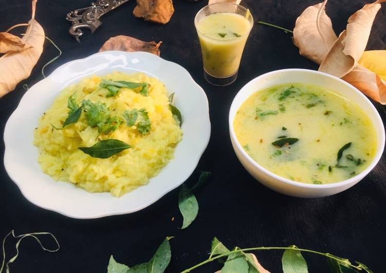 Curry Khichdi Choosing Wholesome Fast Food