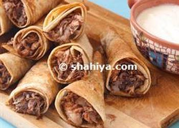 Easiest Way to Prepare Tasty Msakhan sandwiches