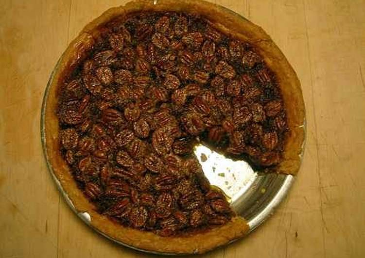 Easiest Way to Make Delicious YUMMY * PEACAN PIE