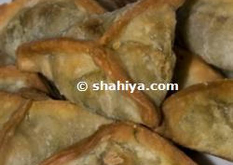 Easiest Way to Prepare Homemade Filled Spinach Pies: Ftayer bi Sbanegh