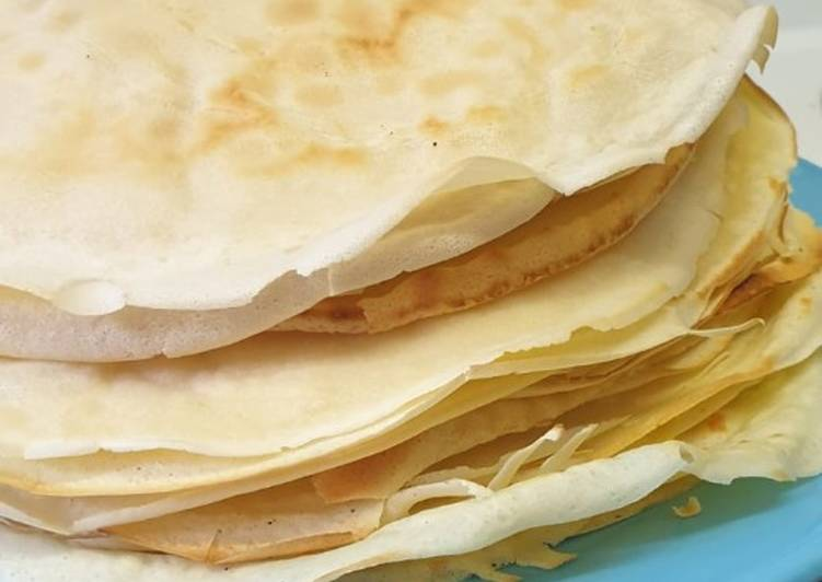 Recipe of Any-night-of-the-week Pancakes