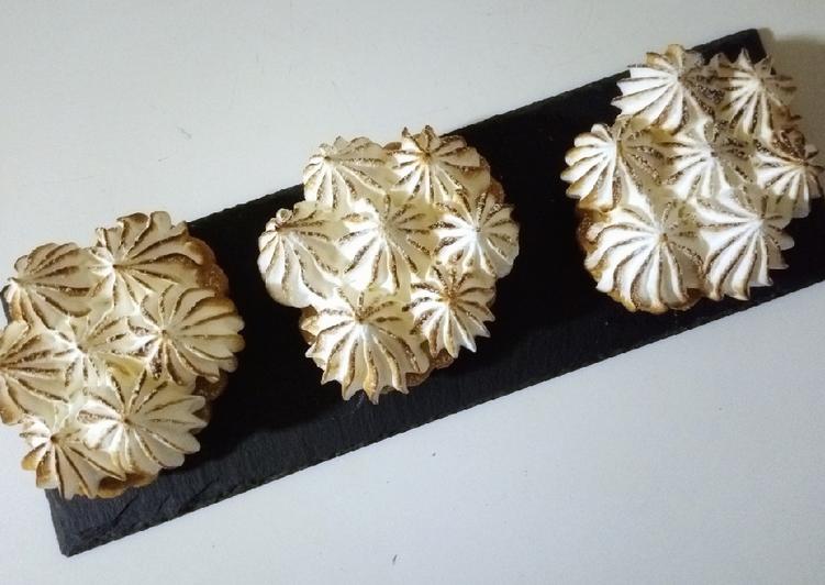 Nos 9 Meilleures Recettes de Tartelettes au citron meringuées 🍋