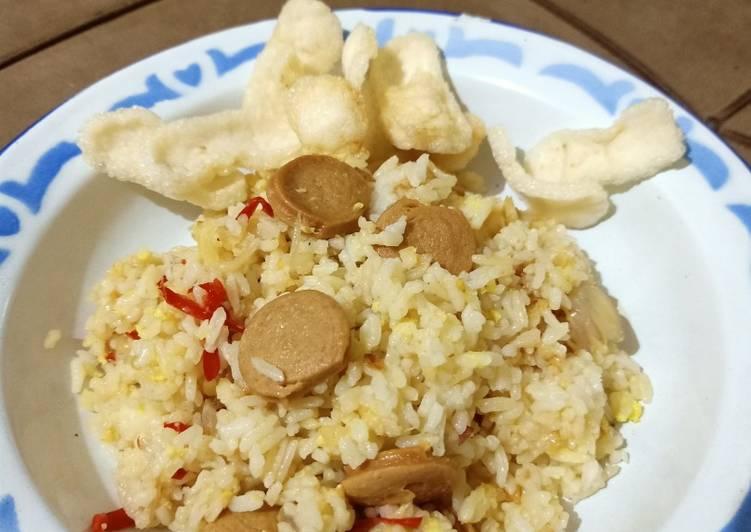 Nasi Goreng Sosis