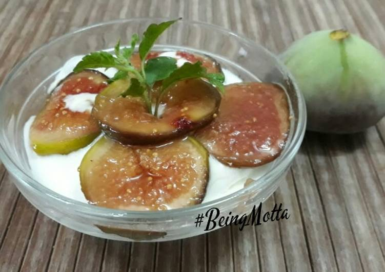 Step-by-Step Guide to Make Award-winning Fresh Figs(Anjeer) Surprise